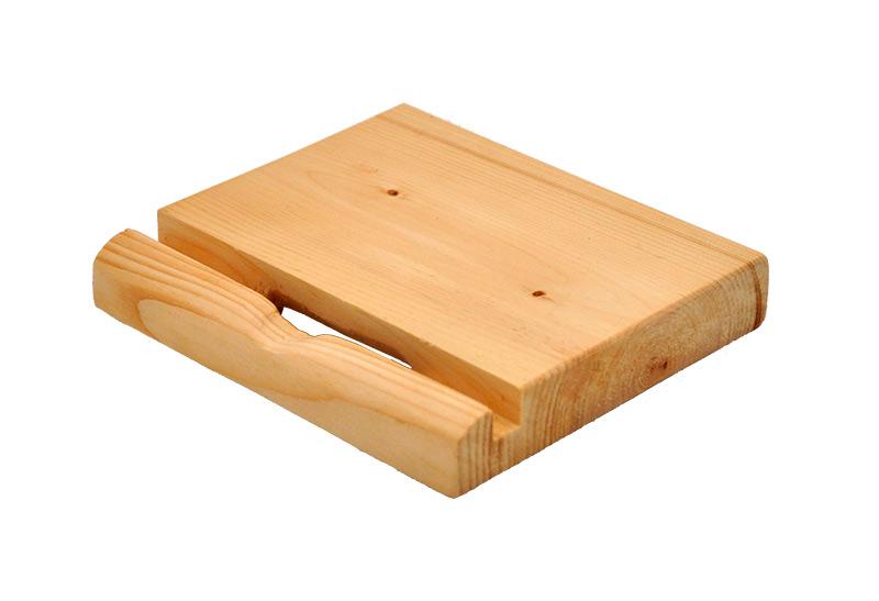 Muze Frame Stand Wood